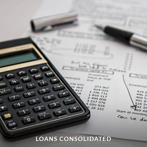 Loans Consolidated